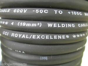 4 Gauge Welding Cables