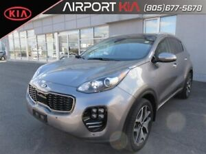 2017 Kia Sportage SX Turbo SX Turbo loaded leather/panoramic sun