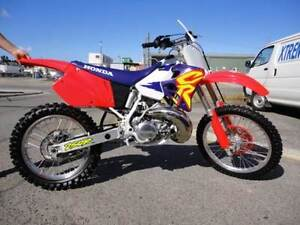 HONDA CR250 - 1995 RESTORED COLLECTABLE  $7490 Forrestfield Kalamunda Area Preview