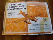 Meccano Aeroplane Constructor