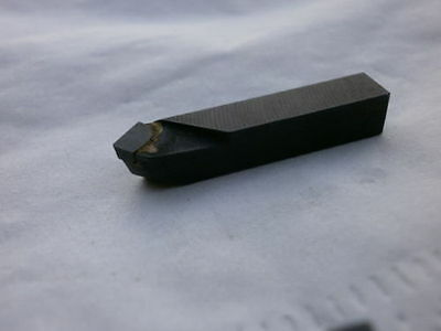 Watchmakers Lathe Mini Carbide Tool Bit Cutter Ussr 6x6mm X 33mm Left Hand. 1pcs