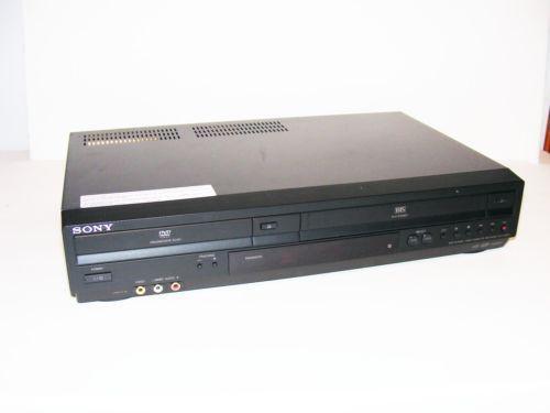 Sony Dvd Vhs Player Ebay