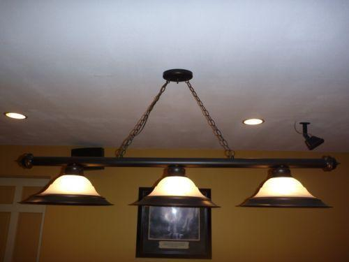 pool table light ebay. Black Bedroom Furniture Sets. Home Design Ideas