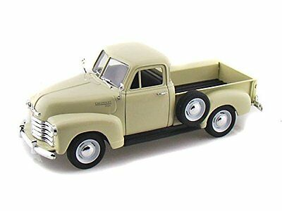 "Welly 1953 Chevrolet 3100 Pickup Truck 1:24 scale 8"" diecast model White W213"