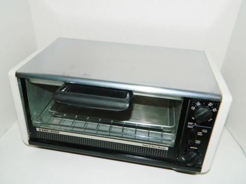 Black And Decker Toaster Oven Ebay