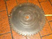 Old Saw Blades
