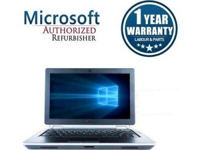 Dell Latitude E6420 Laptop Intel i5 250G DRIVE HD 4GB RAM Window 10 Pro WARRANTY