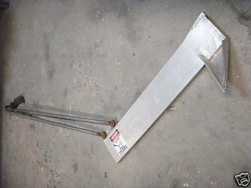 """Surtey Type Guard for 30"""" Jointer"""
