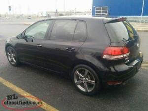 2013 Volkswagen Golf Highline Hatchback