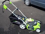 Used Electric Lawn Mower