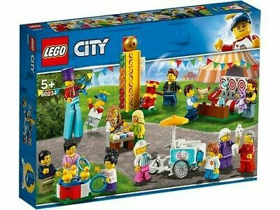 THE LEGO® City 60234 People Pack - Luna Park