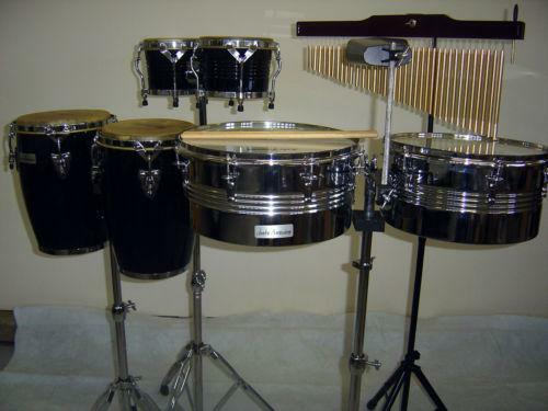 congas and bongos drums ebay. Black Bedroom Furniture Sets. Home Design Ideas