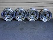Chrome Reverse Wheels