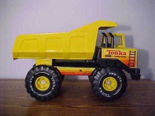 100+ Tonka Dump Truck Identification – yasminroohi