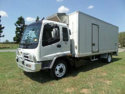 Isuzu FSR700 Refrigerated (U1899) Rocklea Brisbane South West Preview