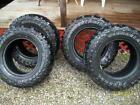 Used 17 Mud Tires