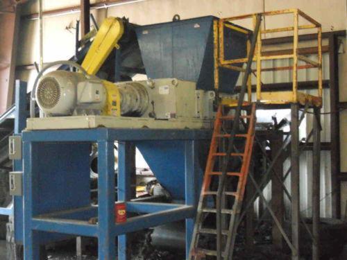 Tire Shredder: Business & Industrial | eBay