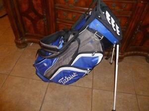 Used Leist Golf Bags