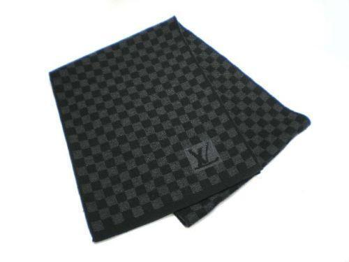 Louis Vuitton Damier Scarf  0407ced0806f