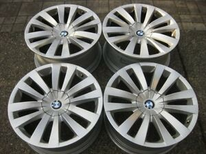 "set of BMW 20"" rims in exc condition for 5er GT F07;7er F01+"