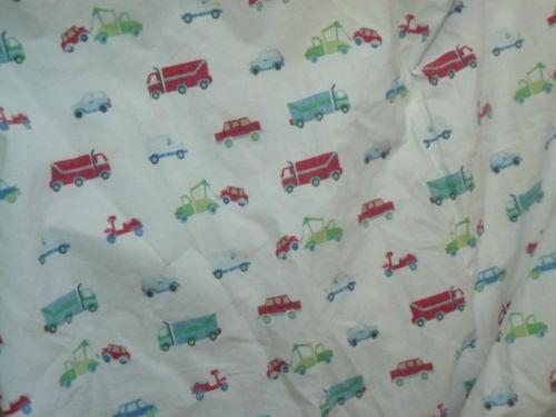Pottery Barn Kids Truck Bedding Ebay