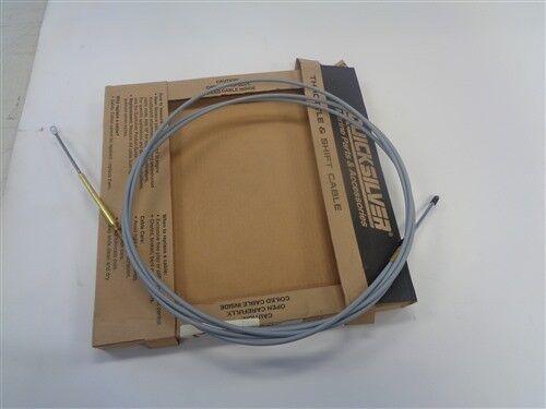 MERCURY QUICKSILVER 896145-15 SHIFT AND THROTTLE CONTROL CABLE 15' MARINE BOAT
