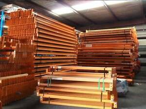 Used Pallet Racking - Sydney Metro Seven Hills Blacktown Area Preview