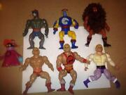 Vintage 80'S Action Figures