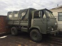1972 Renault Saviem Army Truck - Business Opportunity, Cafe, Wedding Stag Movie Hire