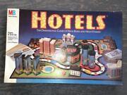 Hotels Board Game