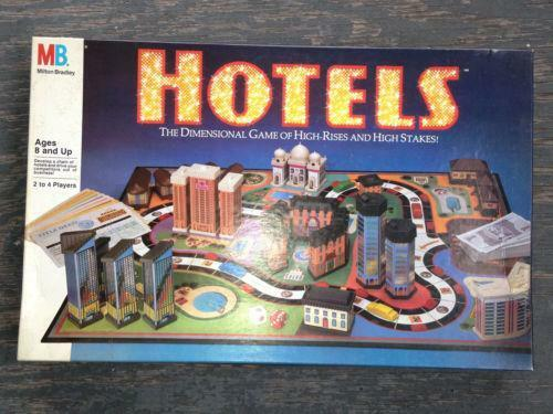 Hotels - The Dimensional Game of High Rises and High Stakes