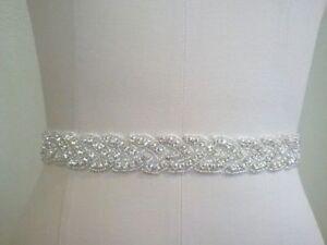 bridal belt ebay