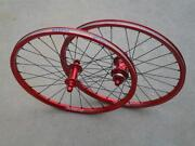 BMX Bike Wheels