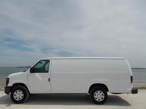 Ford E250 Cargo Van Ebay