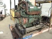 Detroit Diesel Complete Engine