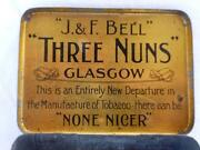 Three Nuns Tobacco Tin
