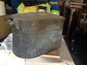 Vintage Copper Boiler