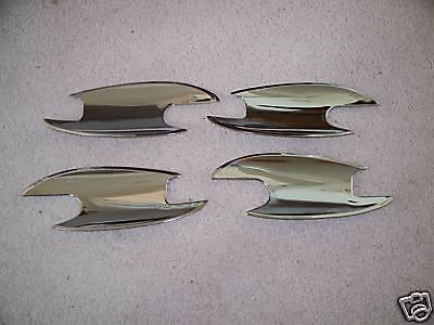 Mercedes E Class W211 CHROME DOOR HANDLE SHELLS