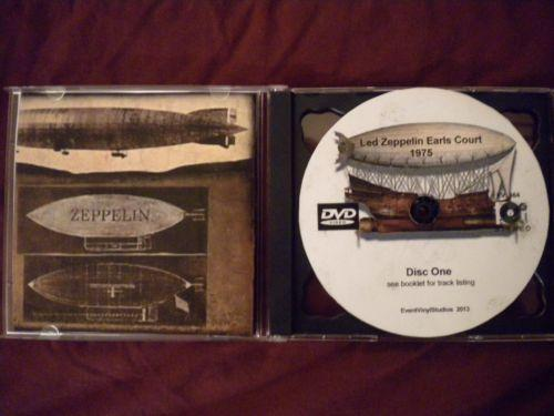 Led Zeppelin Earls Court Ebay