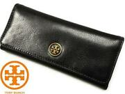 Tory Burch Black Wallet