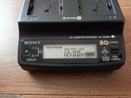 Sony Np Fm50 Charger Ebay