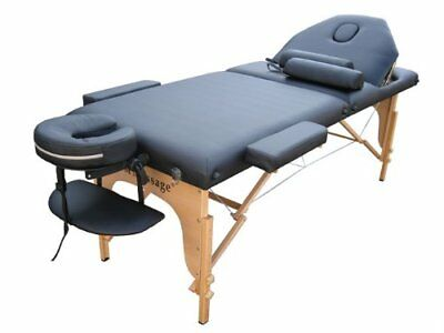 The Best Massage Table 3 Fold Reiki Portable Massage Table Free Half