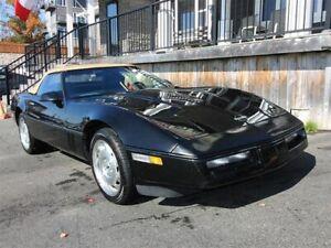 1988 Chevrolet Corvette LS4 / 5.7L v8 / Auto / RWD **Sporty**