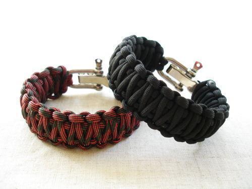 King Cobra Paracord Bracelet Ebay