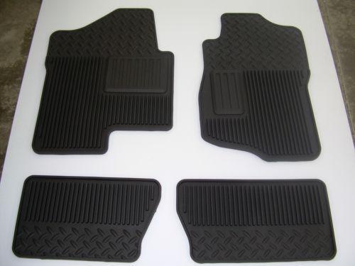 Chevrolet Silverado Floor Mats Ebay