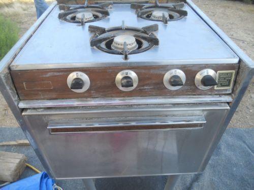 Electric Rv Stove And Oven ~ Rv stove ebay