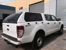 FORD RANGER Canopy 2011 - 2016 Dual side Lift Up Windows Smithfield Parramatta Area Preview
