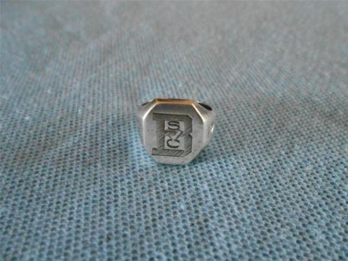 Vintage High School Class Rings