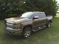 "2014 CHEVROLET SILVERADO LTZ ""DUCK COMMANDER EDITION"" 4X4 PICKUP"
