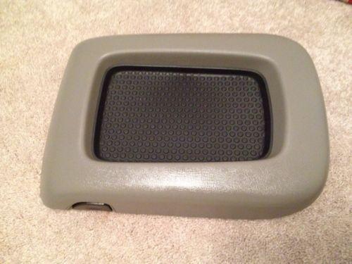 gmc sierra center console ebay. Black Bedroom Furniture Sets. Home Design Ideas